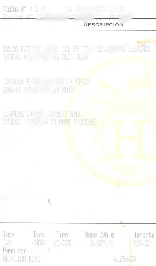 A Common Dot Matrix Font of Tax Invoice_Receipt Font, Real