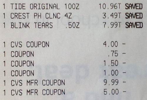 An Ordinary Font on Walmart Receipts_Receipt Font, Real